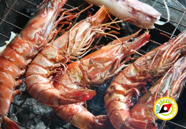 ที่พักโฮมสเตย์ กินปู นอนดูทะเล อร่อยไม่อั้นกับซีฟู้ดจัดเต็ม บรรยากาศดี (2)