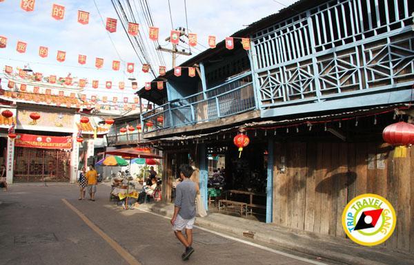 ท่องเที่ยว ชุมชนจีนโบราณ ตลาดชากแง้ว ชลบุรี (12)