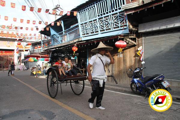 ท่องเที่ยว ชุมชนจีนโบราณ ตลาดชากแง้ว ชลบุรี (14)