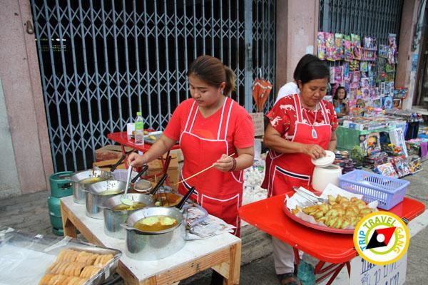 ท่องเที่ยว ชุมชนจีนโบราณ ตลาดชากแง้ว ชลบุรี (20)