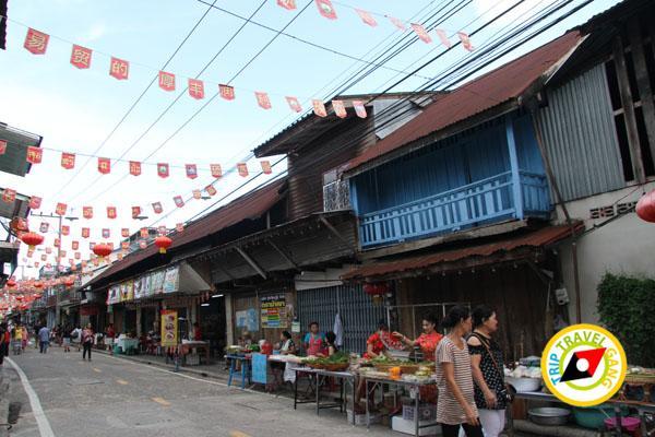 ท่องเที่ยว ชุมชนจีนโบราณ ตลาดชากแง้ว ชลบุรี (24)