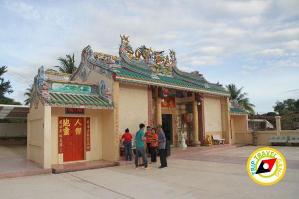 ท่องเที่ยว ชุมชนจีนโบราณ ตลาดชากแง้ว ชลบุรี (26)