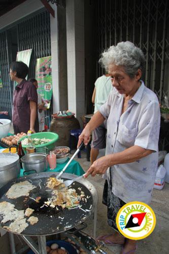ท่องเที่ยว ชุมชนจีนโบราณ ตลาดชากแง้ว ชลบุรี (30)