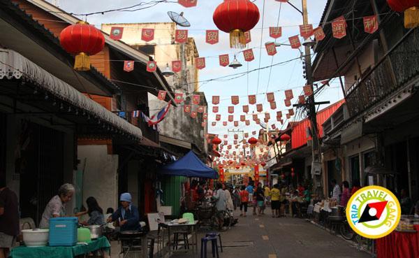 ท่องเที่ยว ชุมชนจีนโบราณ ตลาดชากแง้ว ชลบุรี (31)