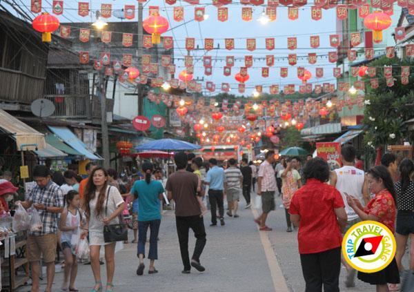 ท่องเที่ยว ชุมชนจีนโบราณ ตลาดชากแง้ว ชลบุรี (36)