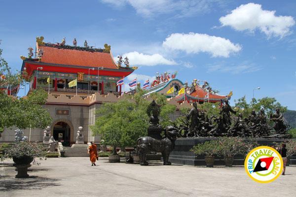 ท่องเที่ยว ชุมชนจีนโบราณ ตลาดชากแง้ว ชลบุรี (37)