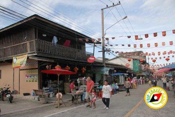 ท่องเที่ยว ชุมชนจีนโบราณ ตลาดชากแง้ว ชลบุรี (4)