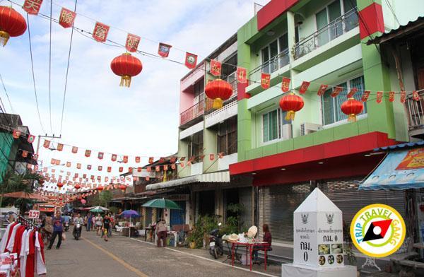 ท่องเที่ยว ชุมชนจีนโบราณ ตลาดชากแง้ว ชลบุรี (5)