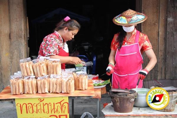 ท่องเที่ยว ชุมชนจีนโบราณ ตลาดชากแง้ว ชลบุรี (8)