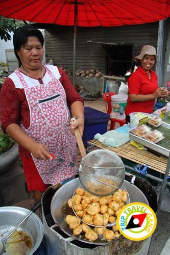 ท่องเที่ยว ชุมชนจีนโบราณ ตลาดชากแง้ว ชลบุรี (9)