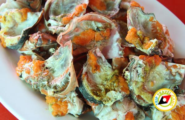 ร้านอาหาร ที่พักโฮมสเตย์ กินปู นอนดูทะเล อร่อยไม่อั้นกับซีฟู้ดจัดเต็ม บรรยากาศดี (6)