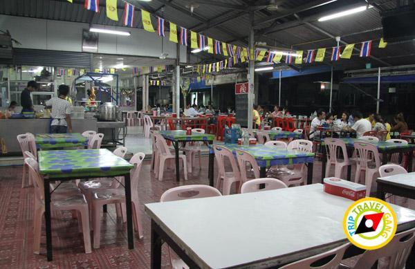ร้านข้าวต้มคนเห็น ร้านอาหารร้อยเอ็ด ที่กิน แนะนำร้านอร่อย บรรยากาศดี Roi-Et restaurants  (17)