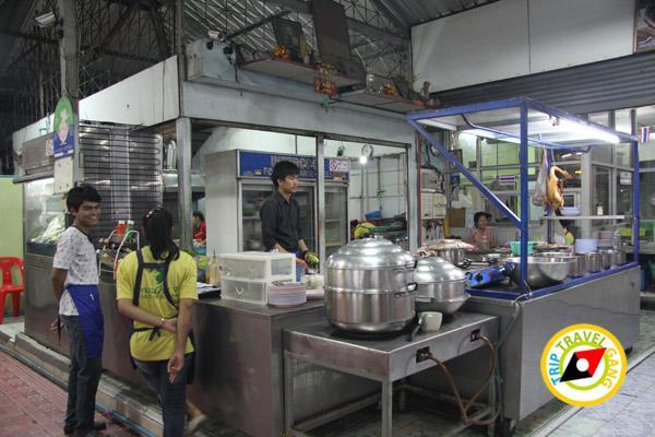 ร้านข้าวต้มคนเห็น ร้านอาหารร้อยเอ็ด ที่กิน แนะนำร้านอร่อย บรรยากาศดี Roi-Et restaurants  (18)