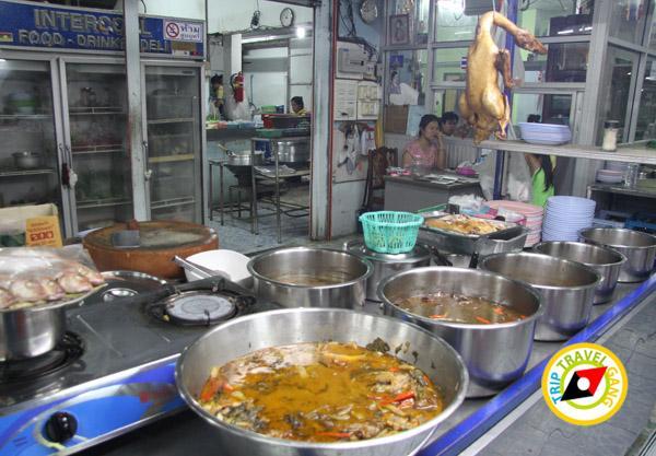 ร้านข้าวต้มคนเห็น ร้านอาหารร้อยเอ็ด ที่กิน แนะนำร้านอร่อย บรรยากาศดี Roi-Et restaurants  (19)