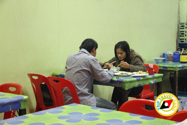 ร้านข้าวต้มคนเห็น ร้านอาหารร้อยเอ็ด ที่กิน แนะนำร้านอร่อย บรรยากาศดี Roi-Et restaurants  (20)