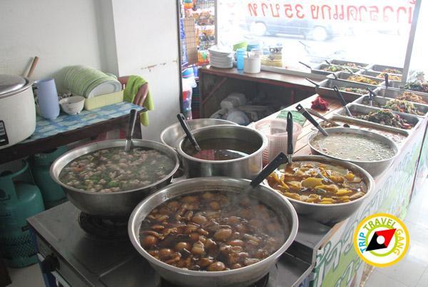 ร้านข้าวแกงปักษ์ใต้สุดาวรรณ ร้านอาหารร้อยเอ็ด ที่กิน แนะนำร้านอร่อย บรรยากาศดี(22)