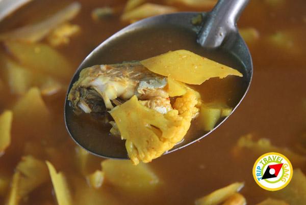 ร้านข้าวแกงปักษ์ใต้สุดาวรรณ ร้านอาหารร้อยเอ็ด ที่กิน แนะนำร้านอร่อย บรรยากาศดี(23)