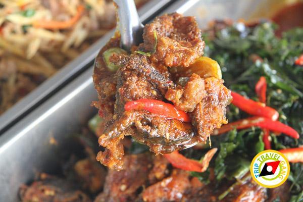 ร้านข้าวแกงปักษ์ใต้สุดาวรรณ ร้านอาหารร้อยเอ็ด ที่กิน แนะนำร้านอร่อย บรรยากาศดี(25)
