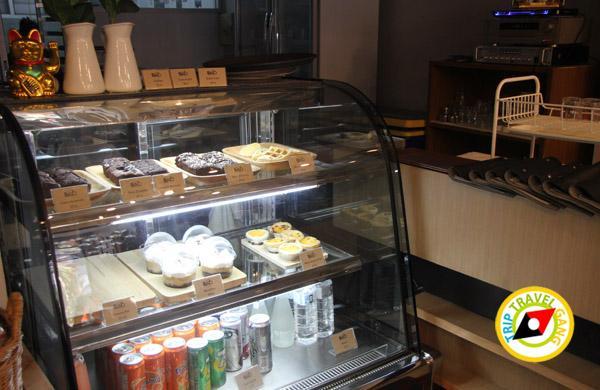 ร้านบีนอะราวด์ คาเฟ่ (Been Around Cafe) ร้านอาหารร้อยเอ็ด ที่กิน แนะนำร้านอร่อย บรรยากาศดี Roi-Et restaurants  (4)
