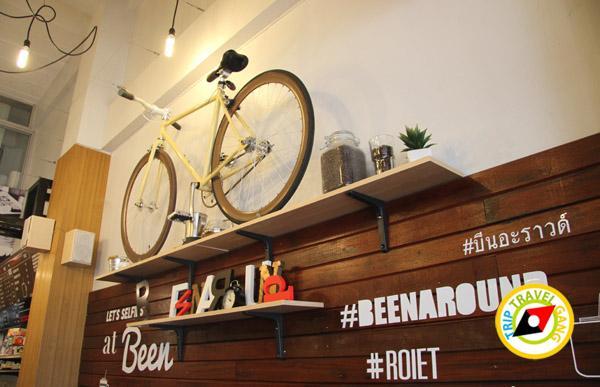 ร้านบีนอะราวด์ คาเฟ่ (Been Around Cafe) ร้านอาหารร้อยเอ็ด ที่กิน แนะนำร้านอร่อย บรรยากาศดี Roi-Et restaurants  (6)