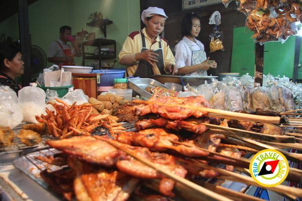 ร้านส้มตำยายเสาร์ ร้านอาหารร้อยเอ็ด ที่กิน แนะนำร้านอร่อย บรรยากาศดี Roi-Et restaurants  (10)