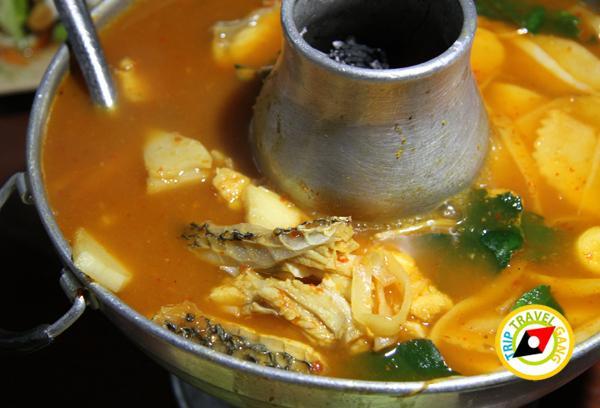 ร้านหนูโภชนา ร้านอาหารทะเล บ้านกรูด ที่กินแนะนำ อร่อย บรรยากาศดี ประจวบ (1)