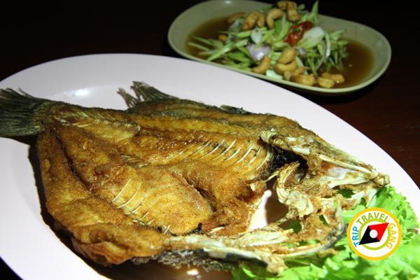 ร้านหนูโภชนา ร้านอาหารทะเล บ้านกรูด ที่กินแนะนำ อร่อย บรรยากาศดี ประจวบ (11)