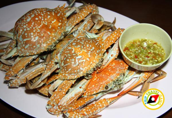 ร้านหนูโภชนา ร้านอาหารทะเล บ้านกรูด ที่กินแนะนำ อร่อย บรรยากาศดี ประจวบ (8)
