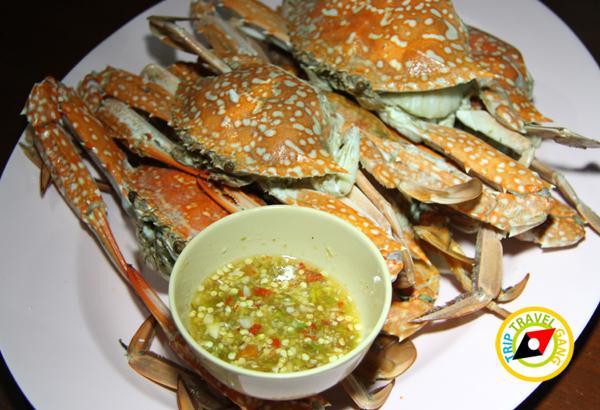 ร้านหนูโภชนา ร้านอาหารทะเล บ้านกรูด ที่กินแนะนำ อร่อย บรรยากาศดี ประจวบ (9)