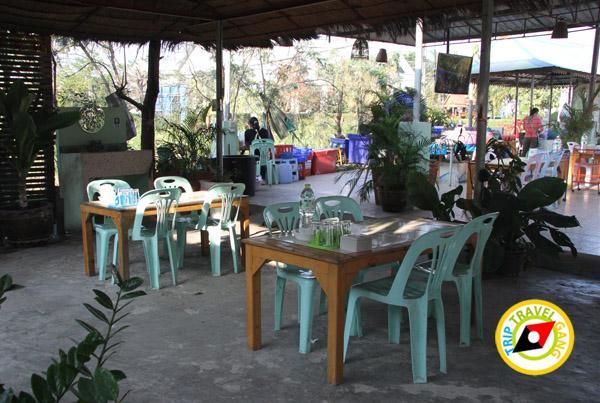 ร้านอาหารสวนค้ำคูณ ร้านอาหารร้อยเอ็ด ที่กิน แนะนำร้านอร่อย บรรยากาศดี Roi-Et restaurants  (1)