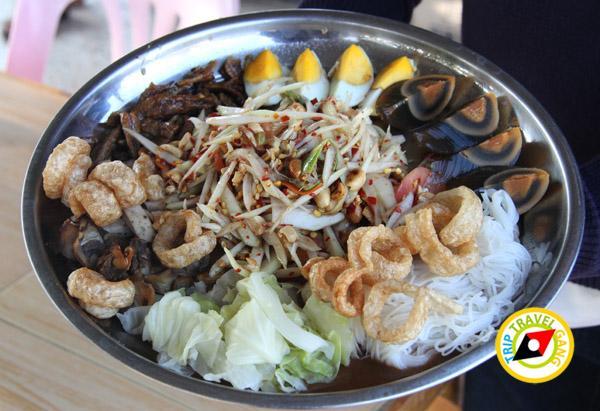 ร้านอาหารสวนค้ำคูณ ร้านอาหารร้อยเอ็ด ที่กิน แนะนำร้านอร่อย บรรยากาศดี Roi-Et restaurants  (2)