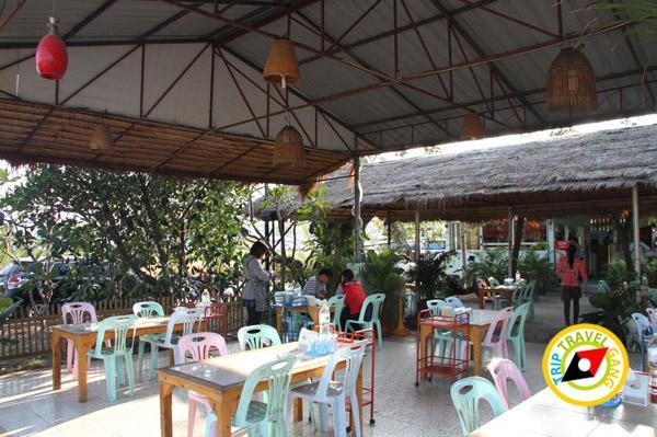 ร้านอาหารสวนค้ำคูณ ร้านอาหารร้อยเอ็ด ที่กิน แนะนำร้านอร่อย บรรยากาศดี Roi-Et restaurants  (3)