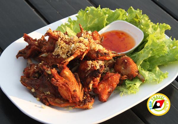 ร้านอาหารเนยสดปาร์ค ร้านอาหารร้อยเอ็ด ที่กิน แนะนำร้านอร่อย บรรยากาศดี Roi-Et restaurants  (47)