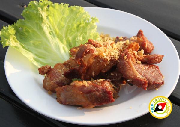 ร้านอาหารเนยสดปาร์ค ร้านอาหารร้อยเอ็ด ที่กิน แนะนำร้านอร่อย บรรยากาศดี Roi-Et restaurants  (49)
