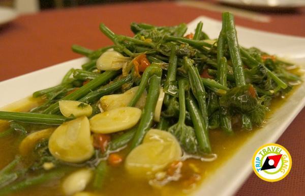 ร้านอาหารเอ็นจอย เรสเตอร์รองค์ ร้านอาหารร้อยเอ็ด ที่กิน แนะนำร้านอร่อย บรรยากาศดี(4)
