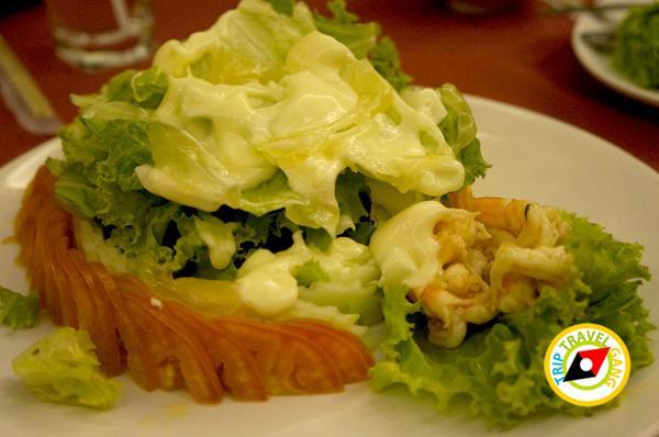 ร้านอาหารเอ็นจอย เรสเตอร์รองค์ ร้านอาหารร้อยเอ็ด ที่กิน แนะนำร้านอร่อย บรรยากาศดี(6)