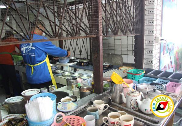 ร้านอาหารแอ๋ว ไข่กระทะ ร้านอาหารร้อยเอ็ด ที่กิน แนะนำร้านอร่อย บรรยากาศดี Roi-Et restaurants  (32)