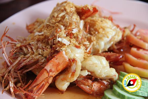 ร้านแดงอาหารทะเล (เจ้าเก่า) แม่กลอง  ที่กิน สมุทรสงคราม แนะนำอร่อย  (11)