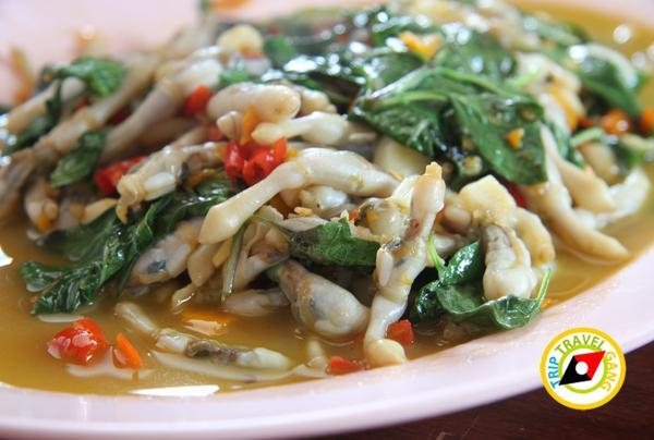 ร้านแดงอาหารทะเล (เจ้าเก่า) แม่กลอง  ที่กิน สมุทรสงคราม แนะนำอร่อย  (8)