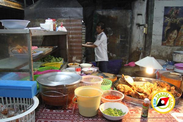 ร้านแป๊ะตี๋ ร้านอาหารร้อยเอ็ด ที่กิน แนะนำร้านอร่อย บรรยากาศดี Roi-Et restaurants  (59)
