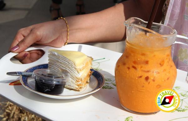 ร้าน Be Bear นมสด ร้านอาหารร้อยเอ็ด ที่กิน แนะนำร้านอร่อย บรรยากาศดี Roi-Et restaurants  (74)