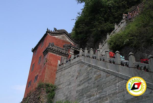 เที่ยวอู่ฮั่น หูเป่ย์ แหล่งท่องเที่ยวที่เที่ยว ประเทศจีน เขาบูตึ้ง ด้วยตัวเอง China (44)