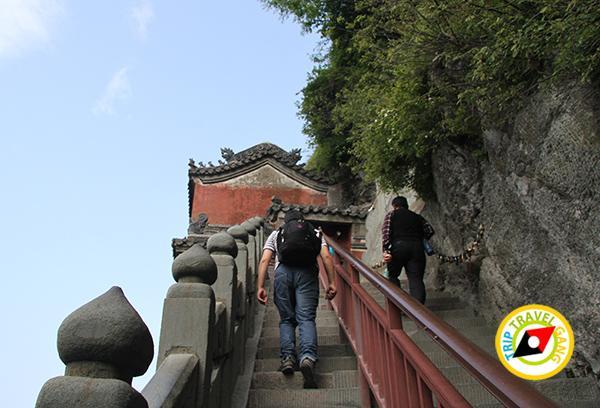 เที่ยวอู่ฮั่น หูเป่ย์ แหล่งท่องเที่ยวที่เที่ยว ประเทศจีน เขาบูตึ้ง ด้วยตัวเอง China (45)