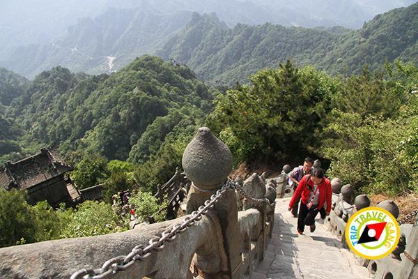 เที่ยวอู่ฮั่น หูเป่ย์ แหล่งท่องเที่ยวที่เที่ยว ประเทศจีน เขาบูตึ้ง ด้วยตัวเอง China (49)