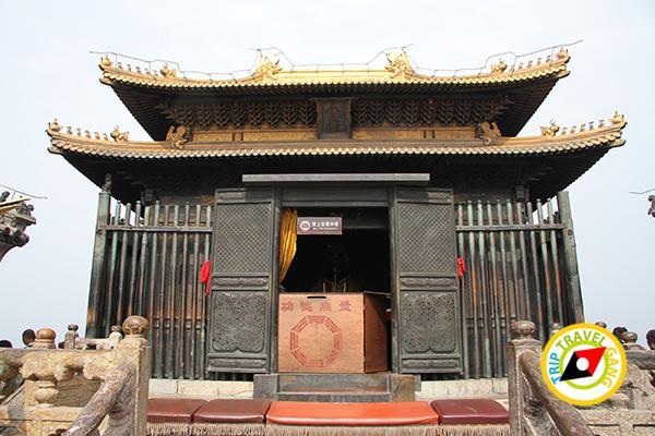 เที่ยวอู่ฮั่น หูเป่ย์ แหล่งท่องเที่ยวที่เที่ยว ประเทศจีน เขาบูตึ้ง ด้วยตัวเอง China (50)