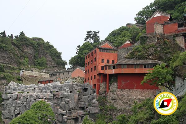 เที่ยวอู่ฮั่น หูเป่ย์ แหล่งท่องเที่ยวที่เที่ยว ประเทศจีน เขาบูตึ้ง ด้วยตัวเอง China (52)