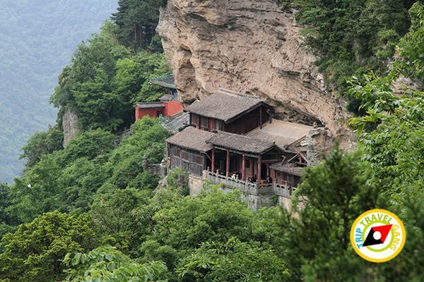 เที่ยวอู่ฮั่น หูเป่ย์ แหล่งท่องเที่ยวที่เที่ยว ประเทศจีน เขาบูตึ้ง ด้วยตัวเอง China (53)