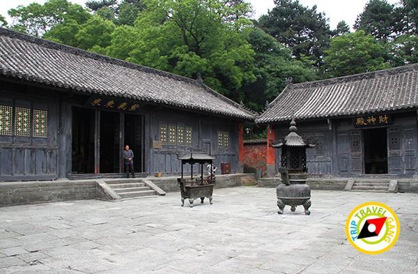 เที่ยวอู่ฮั่น หูเป่ย์ แหล่งท่องเที่ยวที่เที่ยว ประเทศจีน เขาบูตึ้ง ด้วยตัวเอง China (55)