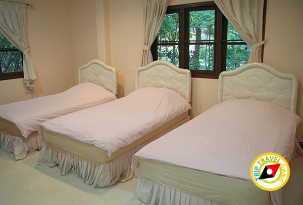 แนะนำที่พัก โรงแรม รีสอร์ท บ้านไร่ อุทัยธานี สวย น่านอน บรรยากาศดี ติดภูเขา (20)