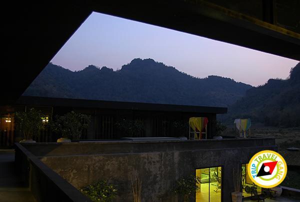 แนะนำที่พัก โรงแรม รีสอร์ท บ้านไร่ อุทัยธานี สวย น่านอน บรรยากาศดี ติดภูเขา (5)